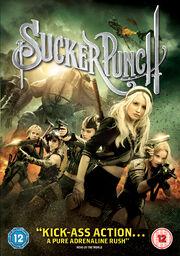 Sucker Punch DVD Cover