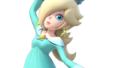 """(Super Smash Bros. Obliteration Rosalina & Luma )"""