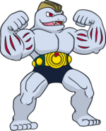 067Machoke Dream