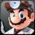 Dr. Mario CSS Icon