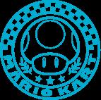 Mushroom Cup Logo - Mario Kart 8