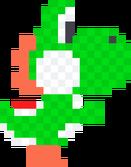 Mystery Mushroom Mega WoollyYoshi