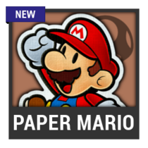 ACL -- Super Smash Bros. Switch character box - Paper Mario