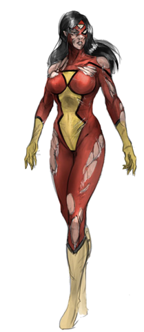 Spider-WomanTASI