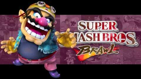 WarioWare, Inc. - Super Smash Bros