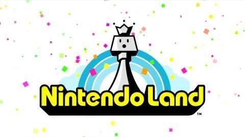 Animal Crossing Sweet Day Stage 1 (Nintendo Land)