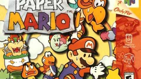 Battle Fanfare (Paper Mario)