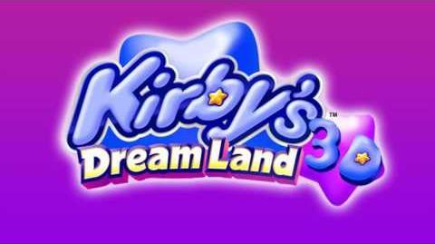 Lemon Land - Kirby's Dream Land 3D