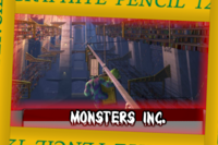 MASSES Arena Monsters Inc