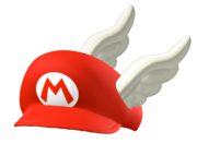 Winged Cap SM3DW