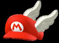 Winged Cap SM3DW