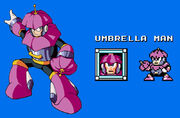 Umbrellasheet