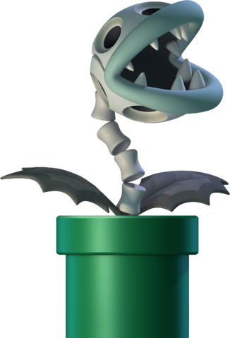 File:Dry Piranha Plant.png