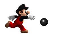 Superball Mario