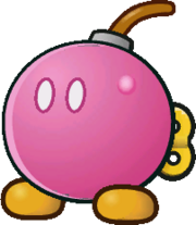 Bulky Bob-omb PMTTYD
