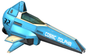 Cosmic Dolphin