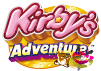 KirbysAdventureVlogo2