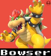 Bowser SSBC
