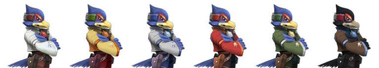 Falco Palette