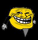 Bearded Trollface (Bearded Smiley)