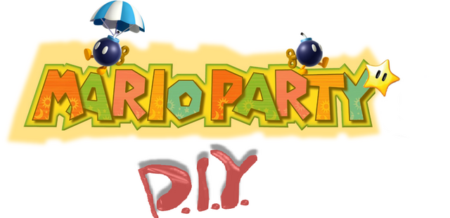 File:Logo of Mario Party D.I.Y..png