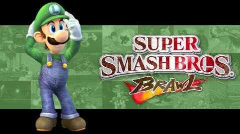 Luigi's Mansion Theme - Super Smash Bros