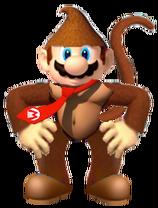 Monkey Mario