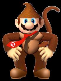 Ficheiro:Monkey Mario.png