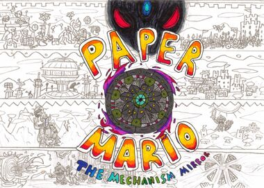 Paper mario3