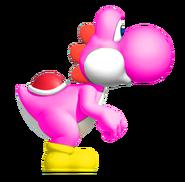 Pink Yoshi Yoshi!