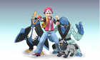 Pokemon Trainer SSBD