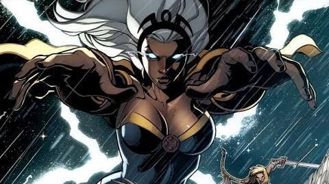 Superhero Origins Storm