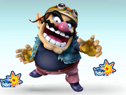 Wario Charged