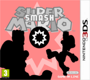Super Mario Smashers Europe Box