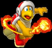Fire Bro.'s Artwork