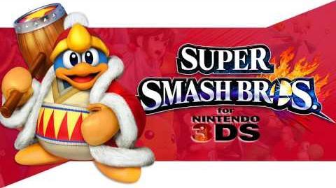 Mt. Dedede (Super Smash Bros