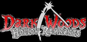 Dark Wood Hollow Fragments Logo
