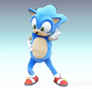 Sonic mascot smash bros