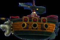 Bowser Jr 's Airship