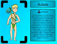 AdamProfile