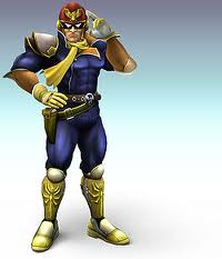 Captain Falcon SSBU