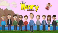 Henry Fic Poster