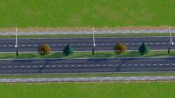 Medium density avenue