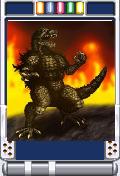 Super-charged Godzilla