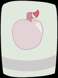 White Apple Seeds