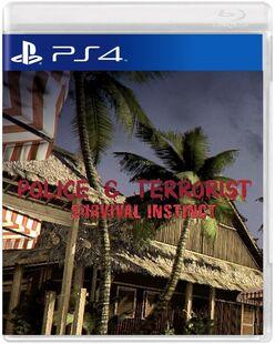 Police & Terrorist Survival Instint PS4