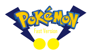 Pokemon Fast Version Logo