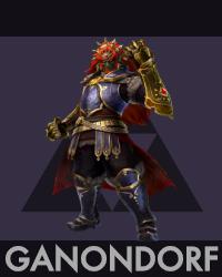 SSBD-Ganondorf