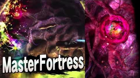 Master Fortress Second Wave (Super Smash Bros