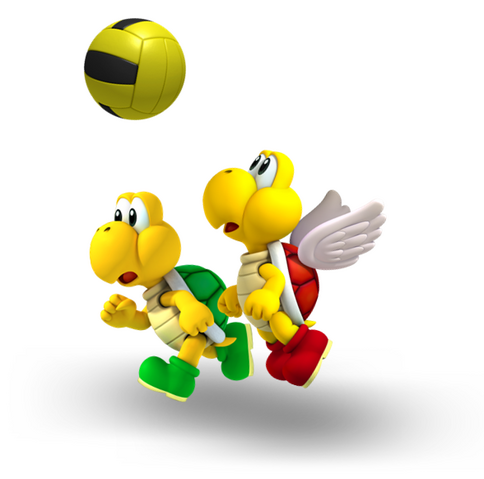 Fichier:Koopa and Paratroopa MDR.png